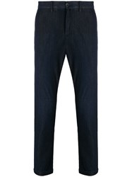 Paul And Shark Classic Chinos Blue