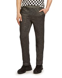 2Xist Speckled Terry Slim Fit Lounge Pants Light Gray