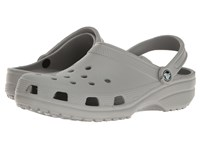 Crocs Classic Clog Light Grey Clog Shoes Gray