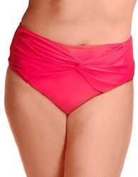 Paramour Plus Plus High Waisted Bottom Pink