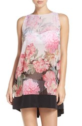Ted Baker Women's London Painted Posie Cover Up Dress