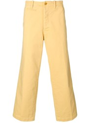 Levi's Vintage Clothing Homerun Chino Trousers Yellow