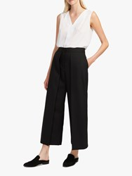 French Connection Cedany Culottes Black