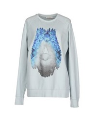 Dondup Sweatshirts Sky Blue