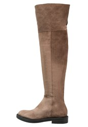 Kennel Schmenger Joe Overtheknee Boots Tundra Brown