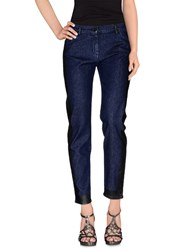 Kenzo Denim Denim Trousers Women Blue