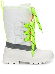 Dsquared2 Ski Fluo Sonar Lace Up Boots 60