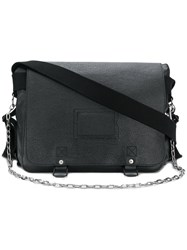 Zadig And Voltaire Chain Detail Satchel Black