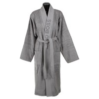 Hugo Boss Bathrobe Concrete Grey