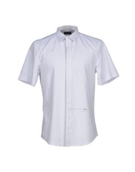 John Richmond Shirts White