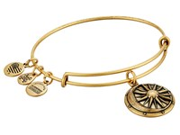 Alex And Ani Cosmic Balance Charm Bangle Rafaelian Gold Bracelet