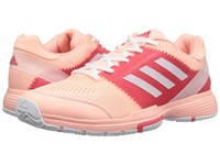Adidas Barricade Club Haze Coral Footwear White Core Pink Women's Shoes Orange