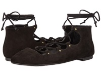French Connection Kamilla Black Women's Dress Flat Shoes