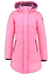 Gaastra Chute Winter Coat Rosa Pink