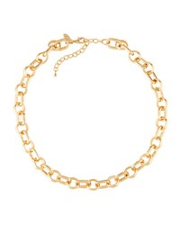 Emily And Ashley Golden Heavy Link Necklace