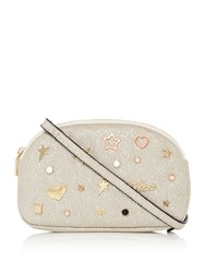 Nica Minnie Crossbody Silver