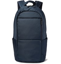 Nn.07 Nn07 Nylon Backpack Blue