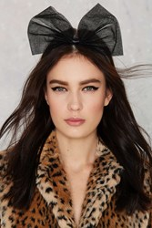 Nasty Gal Blair Bow Headband