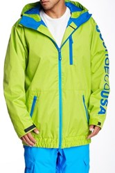 Dc Ripley 15 Snow Jacket Green