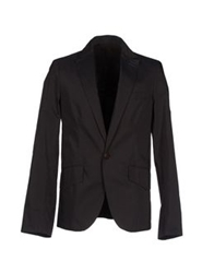 Fabio Di Nicola Blazers Dark Brown