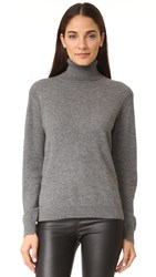 Vince Cashmere Turtleneck Sweater H Stone