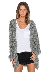 For Love And Lemons Joplin Cardigan Gray