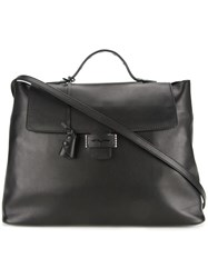 Myriam Schaefer Large 'Byron' Tote Black