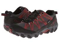 Oboz Traverse Low Bdry Russet Men's Shoes Brown
