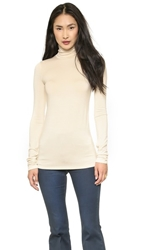 Rachel Pally Basic Turtleneck Cream