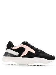 Tod's Chunky Sole Sneakers Black