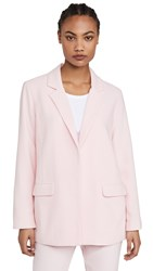 Cupcakes And Cashmere Siri Blazer Strawberry Cream