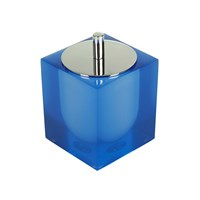 Jonathan Adler Hollywood Storage Holder Blue