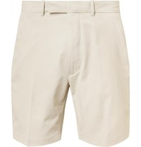 Rlx Ralph Lauren Cypress Slim Fit Shell Golf Shorts Neutrals