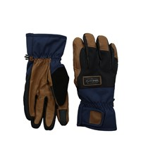 Dakine Charger Glove Midnight Snowboard Gloves Navy