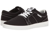 Supra Ineto Black White 2 Men's Skate Shoes