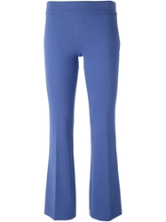 L'autre Chose Flared Cropped Trousers