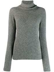 Nuur Roll Neck Sweater Grey
