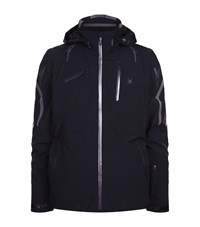 Spyder Monterosa Jacket Male Black