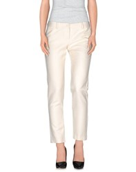 Love Moschino Trousers Casual Trousers Women Ivory