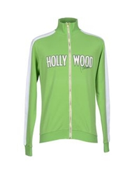 Hollywood Milano Sweatshirts Acid Green