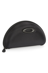 Oakley 'Medium Soft Vault' Reinforced Nylon Sunglasses Case Black