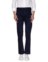Grifoni Trousers Casual Trousers Men Dark Blue