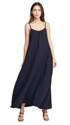 Nation Ltd. Ltd Lila Scoop Trapeze Slip Dress Indigo