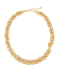 Lydell Nyc Golden Chain Collar