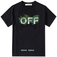 Off White Ferns Tee Black