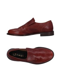 L'f Shoes Loafers Brown
