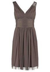 Esprit Collection Cocktail Dress Party Dress Brown