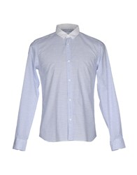 M.Grifoni Denim Shirts White