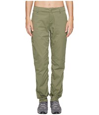The North Face Aphrodite Straight Pants Deep Lichen Green Women's Casual Pants