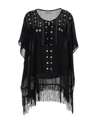 Yes Zee By Essenza Blouses Black